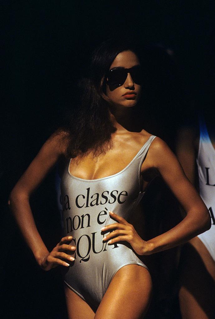 Moschino, 1986