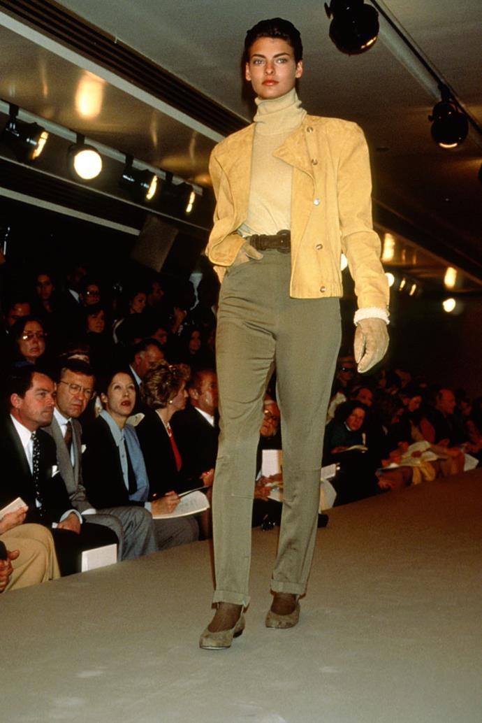 Calvin Klein, 1989