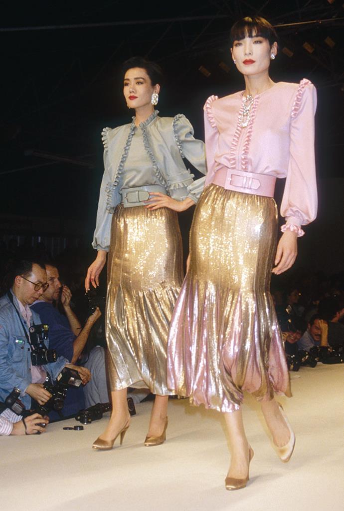 Valentino, 1988