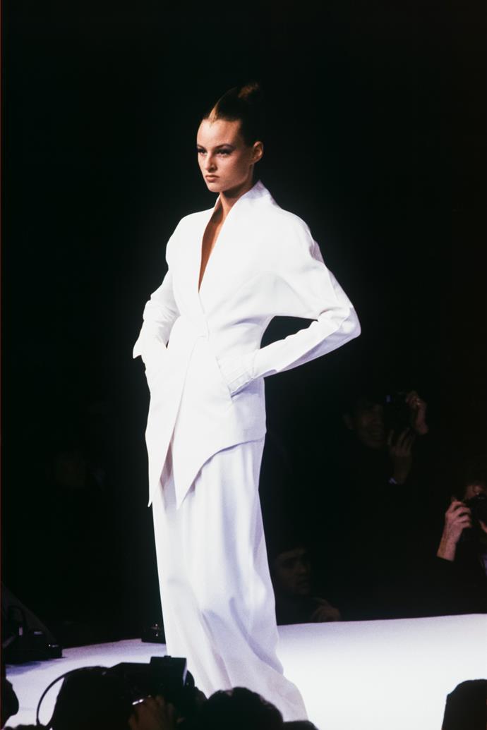 Thierry Mugler, 1988