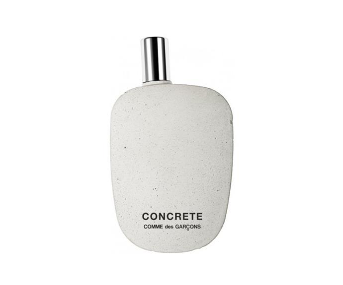 """**Concrete by Comme de Garcons, $228, from [Mecca](https://www.mecca.com.au/comme-des-garcons/concrete-edp/I-030722.html