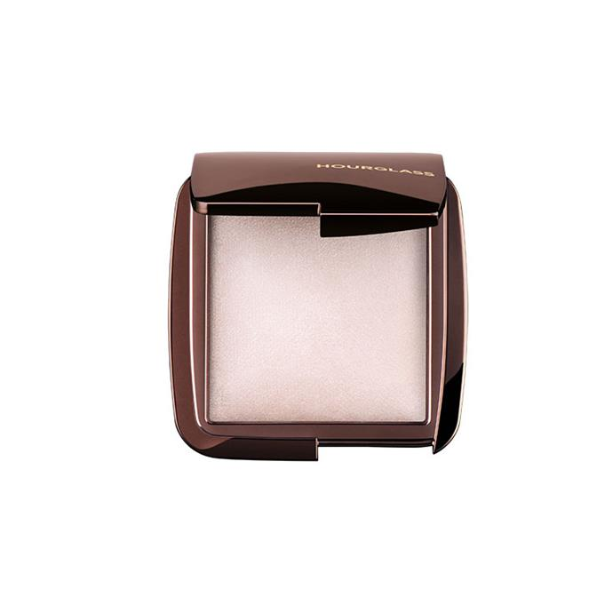 "Hourglass Ambient Lighting Powder, $67 at [Mecca](https://www.mecca.com.au/hourglass/ambient-lighting-powder-dim-light/I-016173.html|target=""_blank""