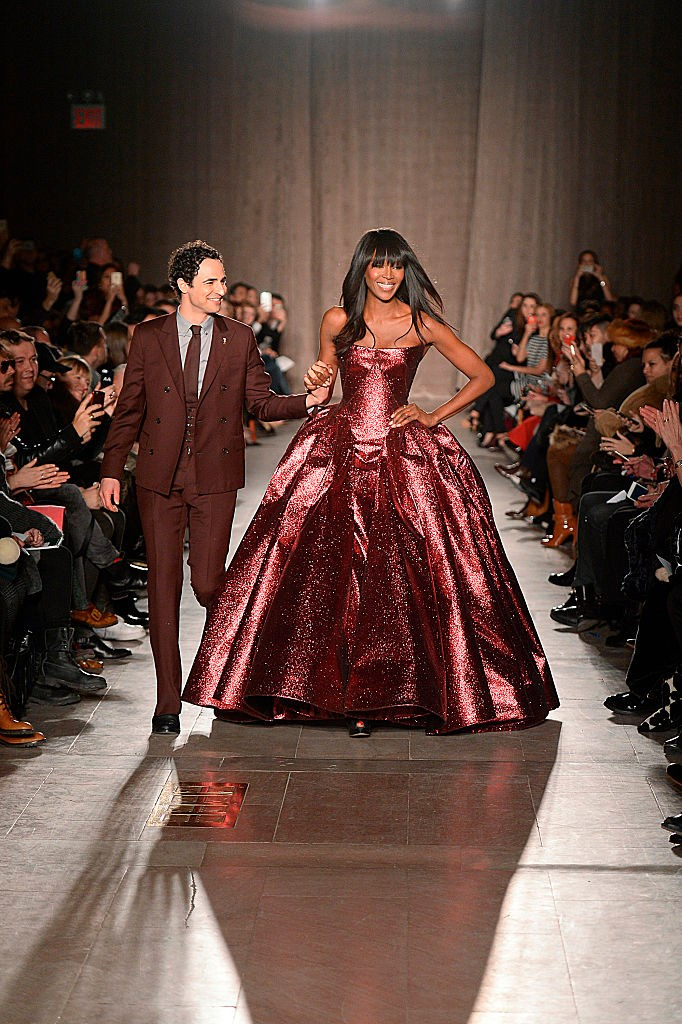 Zac Posen Autumn/Winter 2015