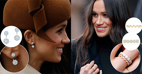 Meghan Markle\u0027s Complete Jewellery Collection