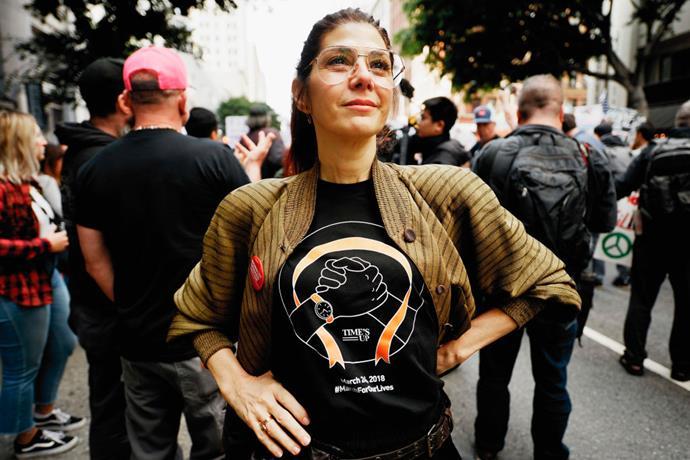 Marisa Tomei   Image: Getty