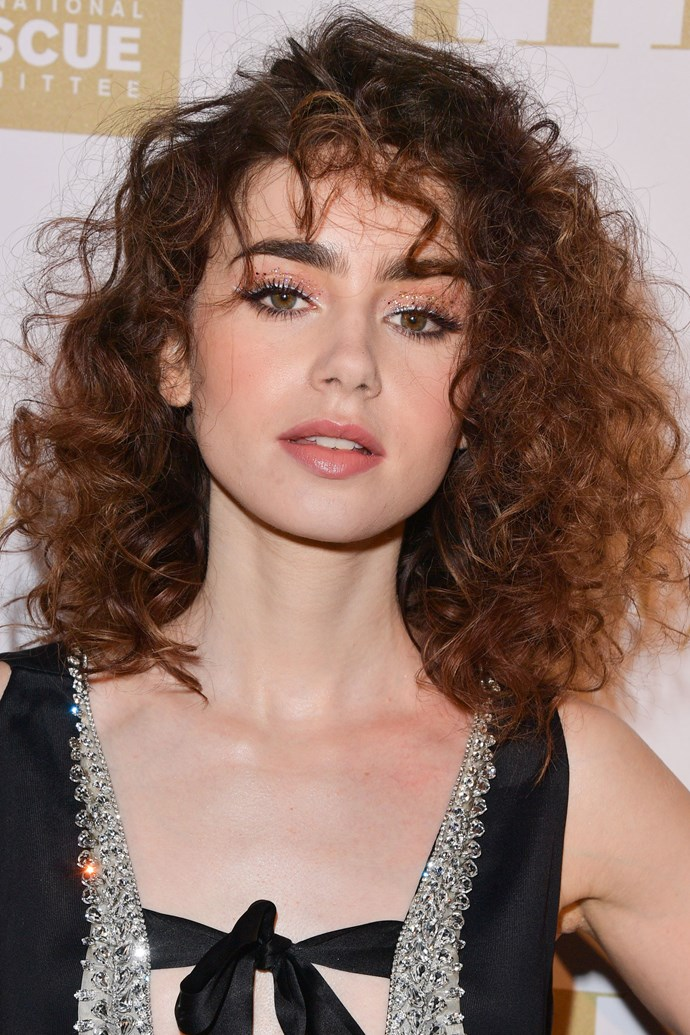 **Lily Collins**