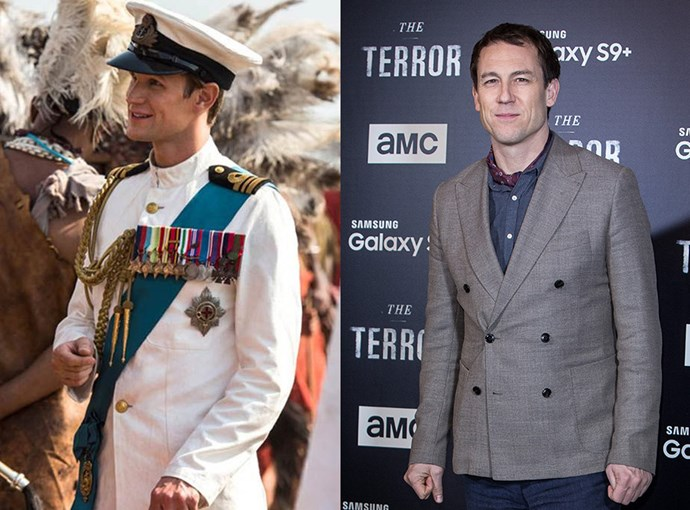 "**Prince Philip: Matt Smith will be replaced by Tobias Menzies** <br> This morning *[Variety](http://variety.com/2018/tv/news/the-crown-prince-philip-tobias-menzies-1202738660/|target=""_blank"")* confirmed that Tobias Menzies will replace Matt Smith for the role of Prince Philip in *The Crown*. You may recognise the British actor from his leading role in *Outlander*, and his supporting role as the somewhat random cousin in *Game of Thrones*. Following the speculation surrounding the pay-gap between Claire Foy and Matt Smith on *The Crown*, we're sure that there will be serious negotiations underway to ensure more transparency and less inequality between Olivia Coleman and Tobias Menzies salaries—because, as Smith so aptly said: ""No one gets paid more than the Queen."""