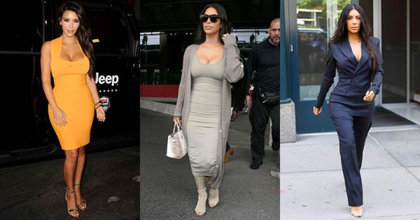 f16f358f9 Kim Kardashian s Post-Kanye Style Evolution