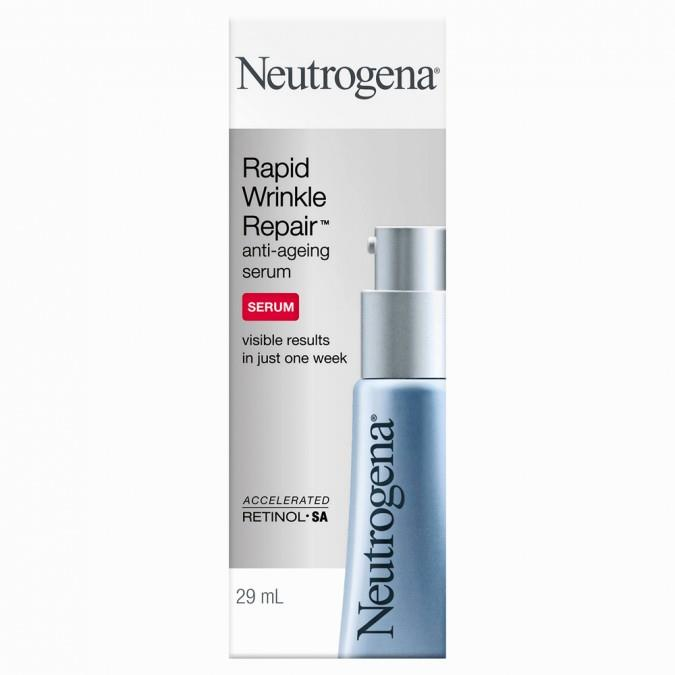 "**If you like:** The Ordinary Granactive Retinoid 2% Emulsion  **Try:** Neutrogena Rapid Wrinkle Repair Serum, $42.99, at [Priceline](https://www.priceline.com.au/neutrogena-rapid-wrinkle-repair-serum-29-ml|target=""_blank"") <br> <br> *Follow [**Bazaar Beauty on Pinterest**](https://www.pinterest.com.au/bazaaraustralia/) for the best in skincare trends, treatments, products and more!*"