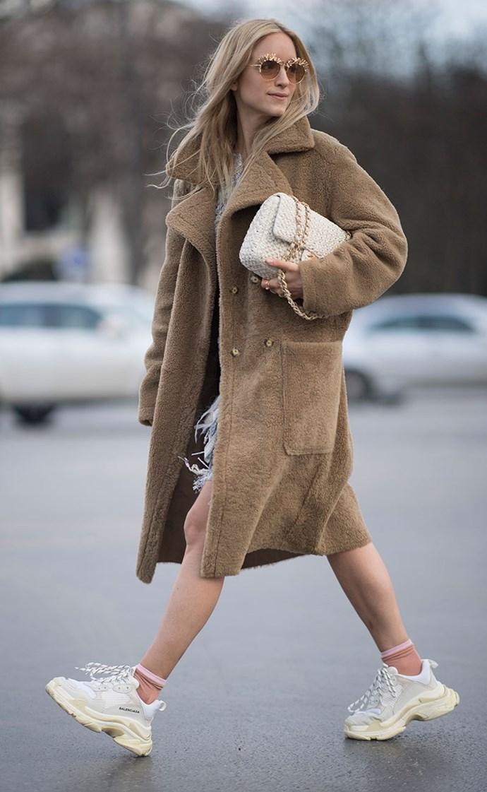 **Teddy Coat**