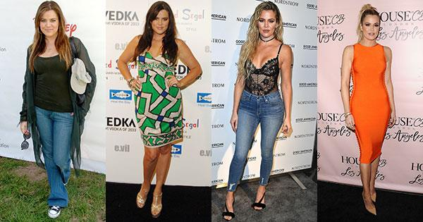 e322fed4992e3 How Khloé Kardashian's Style Has Evolved Over The Years | Harper's BAZAAR  Australia