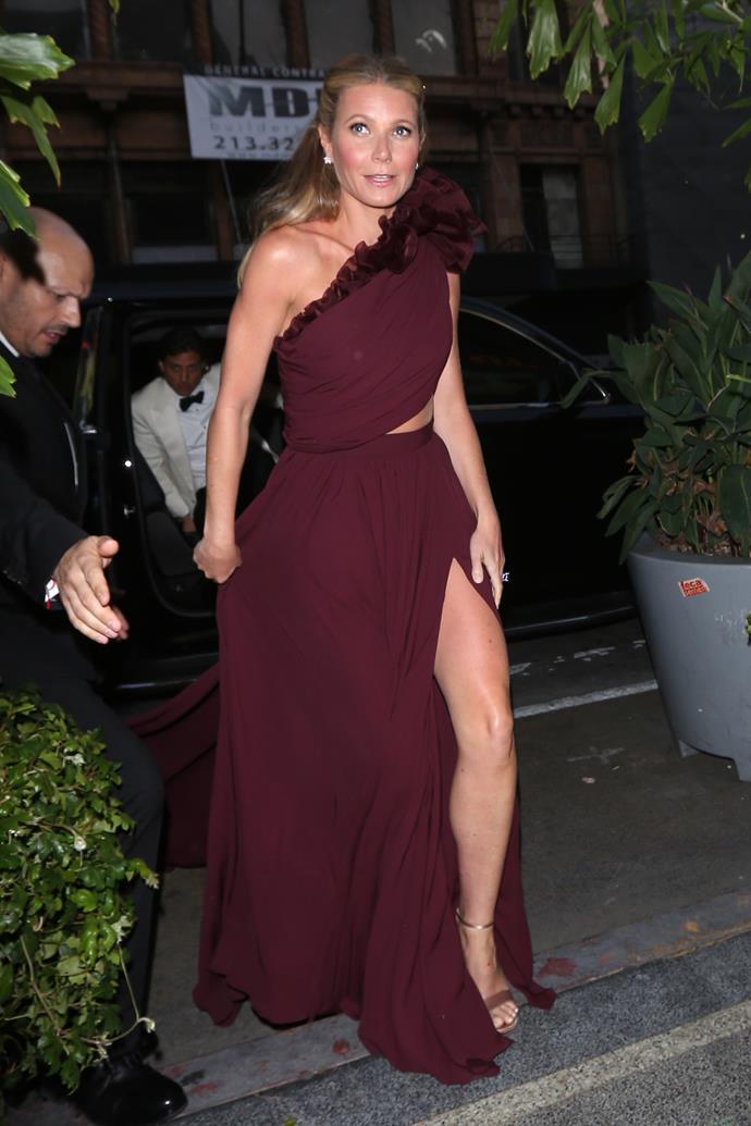 Gwyneth Paltrow<br><br>  Image: Splash