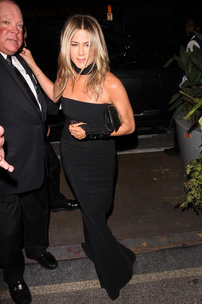 Jennifer Aniston<br><br>  Image: Splash