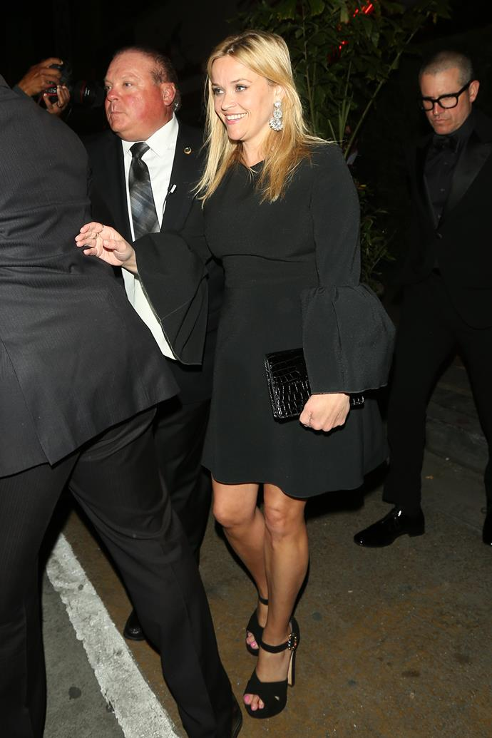 Reese Witherspoon<br><br>  Image: Splash