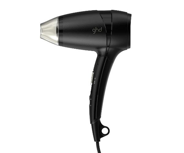 "***AFFORDABLE: UNDER $100*** <br><br> ***GHD Flight Saharan Gold Travel Hairdryer, $99 at [Adore Beauty](https://www.adorebeauty.com.au/ghd/ghd-flight-saharan-gold-travel-hairdryer.html|target=""_blank"").*** <br> While it may be small, this hair dryer has salon-strength power. Plus, the ionic technology helps reduce frizz and add shine. Win, win."