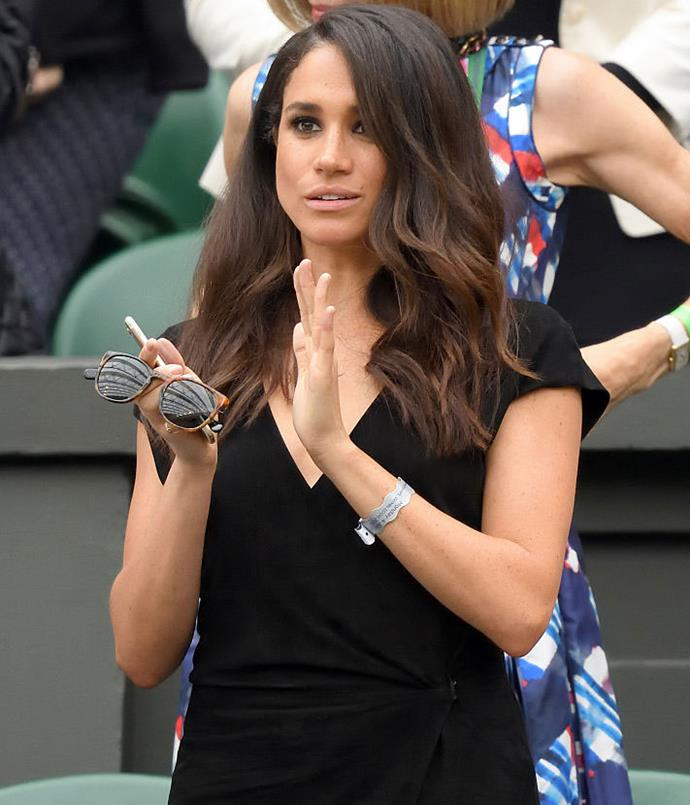 Pictured in July 2016 at the Wimbledon Tennis Championship.  Image: Getty