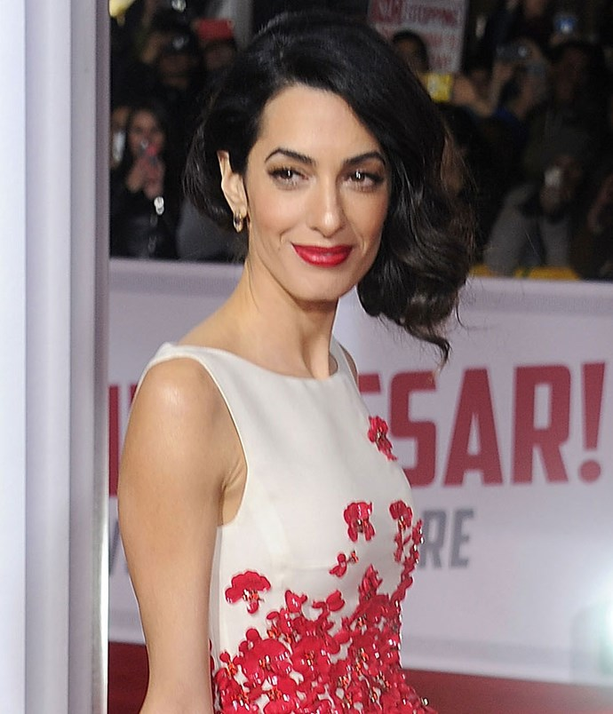 Pictured in February 2016 at the *Hail, Caesar!* premiere.   Image: Getty