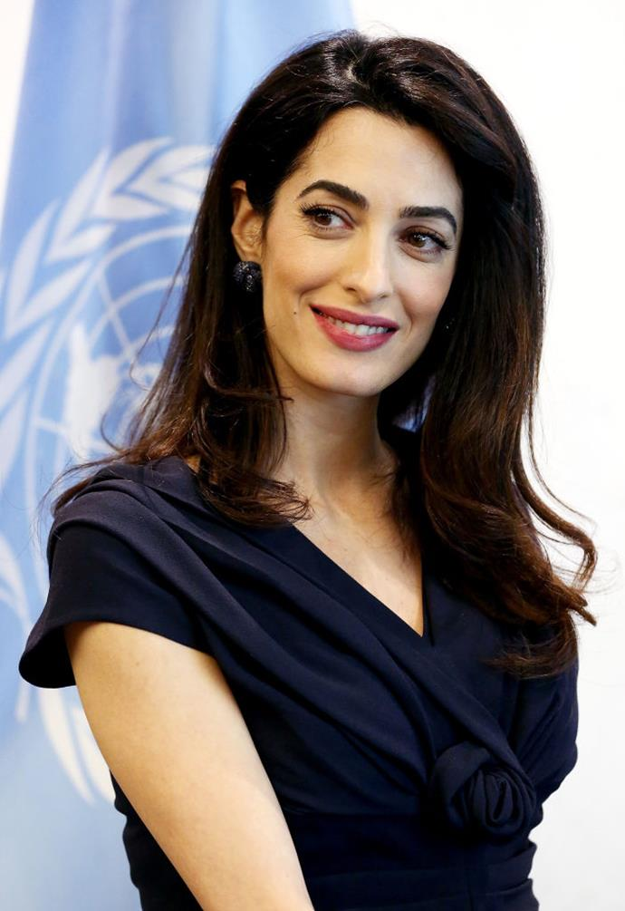 Pictured in March 2017 at the United Nations.