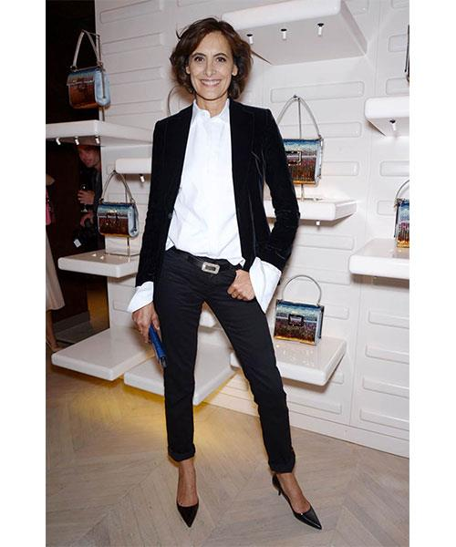 <strong>A TAILORED PANT</strong> <br>The French are nothing if not pedantic about tailoring – and nothing beats a beautifully cut pair of cropped pants. <br><em>Ines de la Fressange</em>