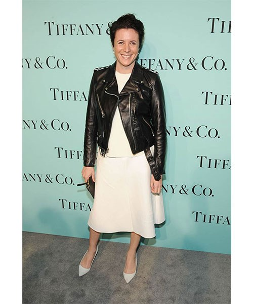 <strong>A LEATHER JACKET</strong> <br>Another leather staple? The leather jacket, a perfectly nonchalant piece that works across just about any occasion. <br><em>Garance Dore</em>