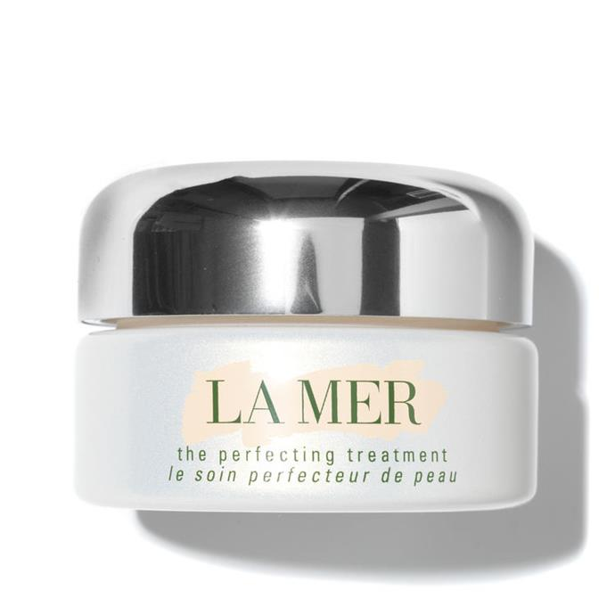 "La Mer The Perfecting Treatment, $325 at [Mecca](https://www.mecca.com.au/la-mer/the-perfecting-treatment/I-023716.html?cgpath=brands-lamer|target=""_blank""|rel=""nofollow"")."