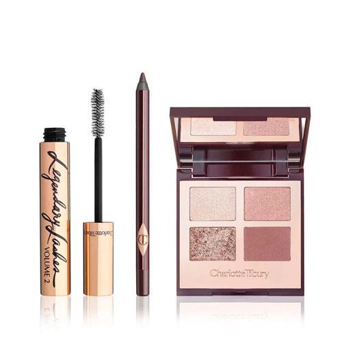 "The Bigger Brighter Eyes Filter makeup kit, $158 at [Charlotte Tilbury](http://www.charlottetilbury.com/au/the-bigger-brighter-eyes-filter.html|target=""_blank"")."