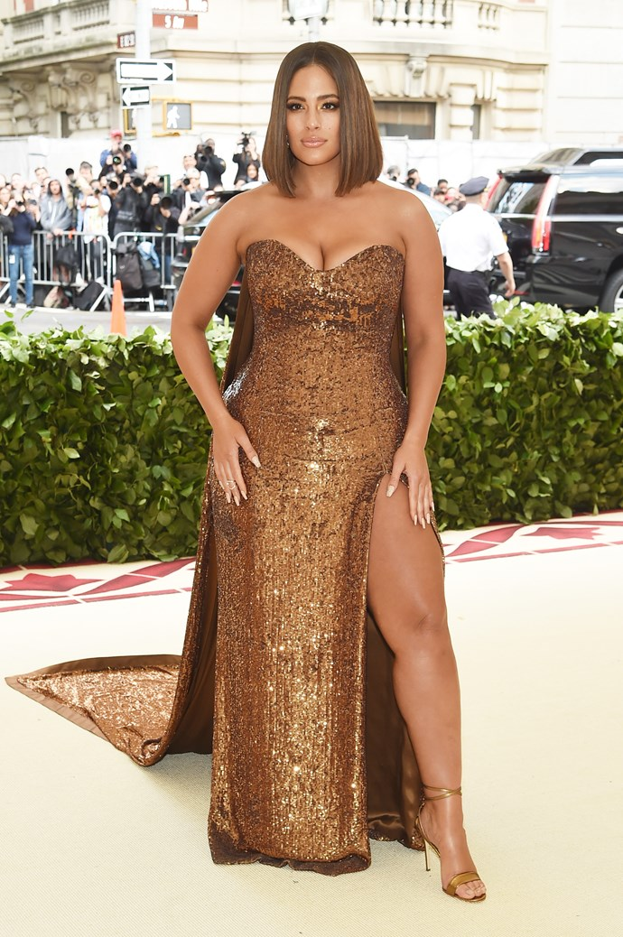 Ashley Graham in Prabal Gurung