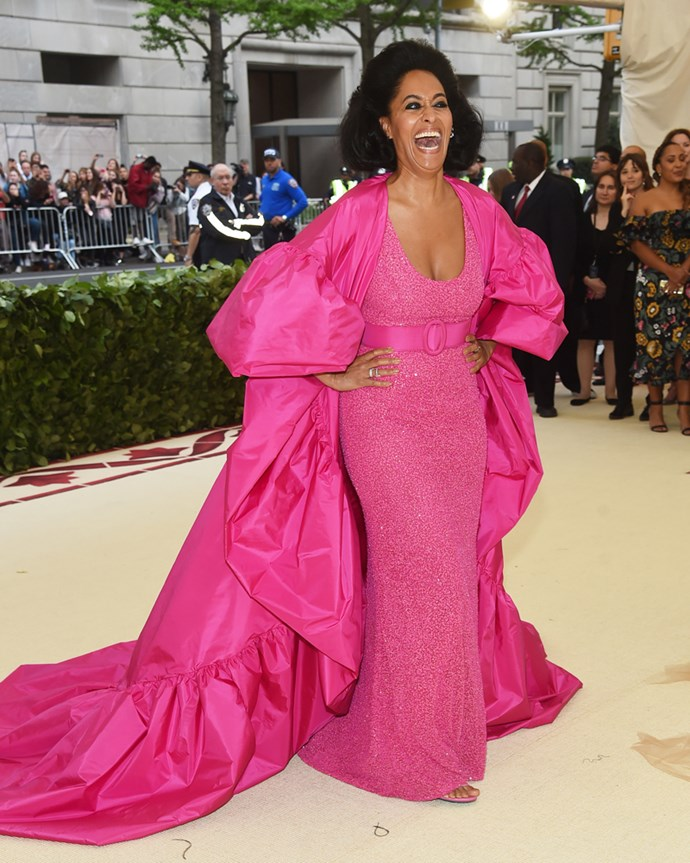 Tracee Ellis Ross in Michael Kors