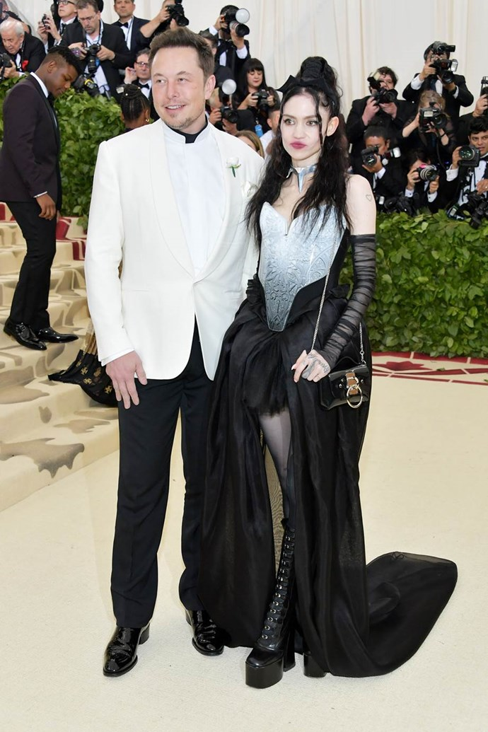 """**Grimes**<br><br>  """"Where exactly in the Bible were the steampunk references?"""" - Jenna Clarke, digital managing editor"""