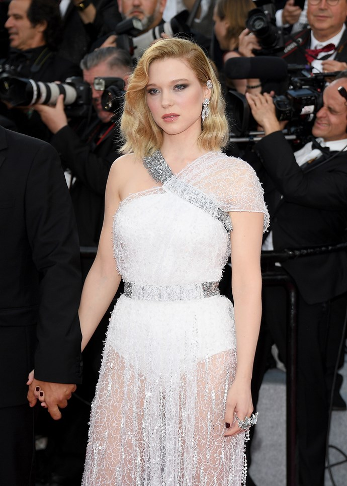**Léa Seydoux at the premiere of '*Everybody Knows*'**