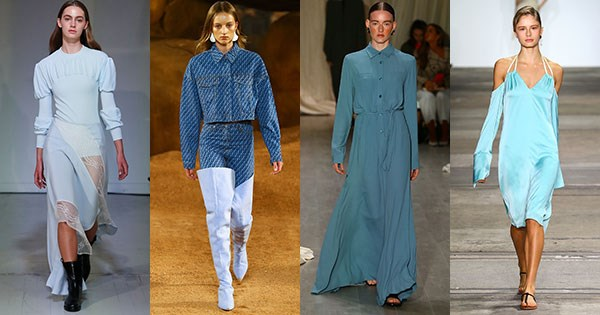**All things blue** <br><br> Christopher Esber; Camilla and Marc; Albus Lumen; Anna Quan
