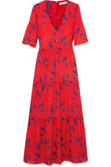 A floral maxi is to holidays what Prince George is to royal wedding portraits: essential. <br><br> [Borgo de Nor maxi dress](https://www.net-a-porter.com/au/en/product/1006594/borgo_de_nor/teodora-floral-print-crepe-maxi-dress), $933