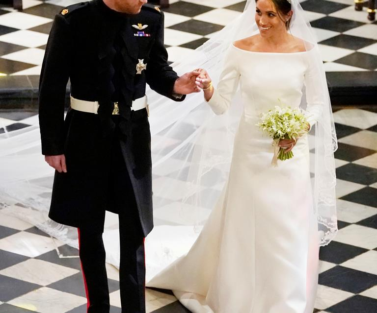 Meghan Markle S Wedding Dress Wasn T As Ill Fitting As You Thought