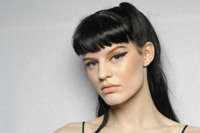 """**Show:** Alice McCall <br> **Hair director:** Renya Xydis <br><br> """"Wella Professionals Ocean Spritz ($24.95 at [RY](https://www.ry.com.au/wella-professionals-ocean-spritz-sea-salt-spray-150ml/10827351.html