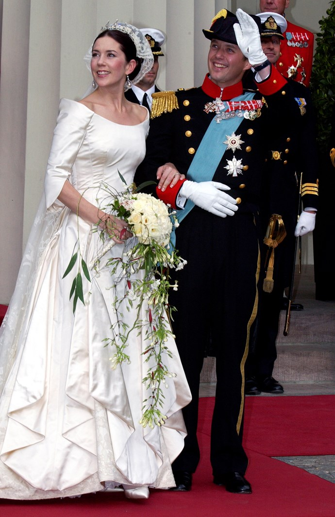 Princess Mary of Denmark in 2004.