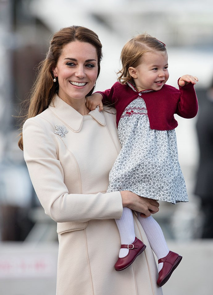 "**Proper posture will be an important lesson.**   Royal women are expected to sit in a certain way, with legs, knees and ankles kept together. Kate Middleton has perfected the ""Duchess slant,"" a technique she'll likely pass on to her daughter."
