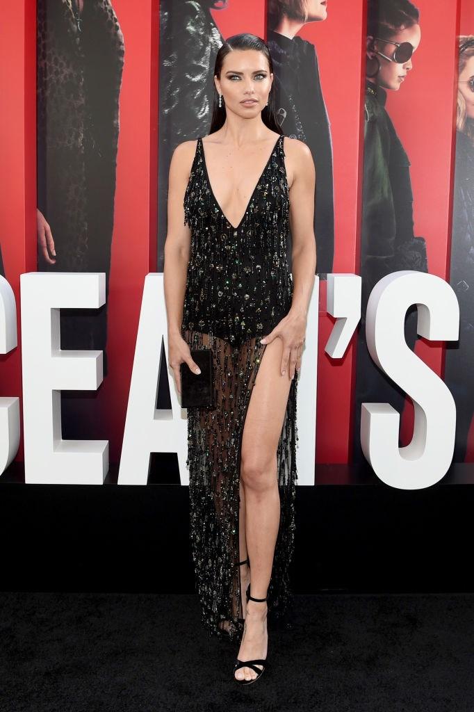 Adriana Lima.   Image: Getty