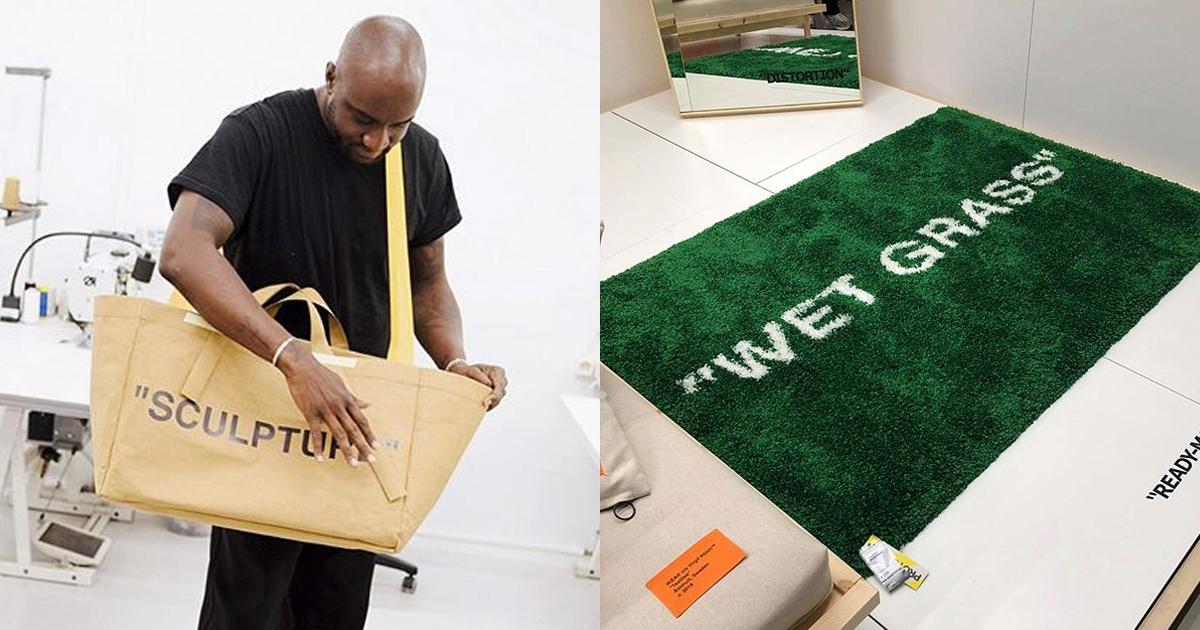 Ikea Spiegel Groot : Ikea virgil abloh s off white collaboration information