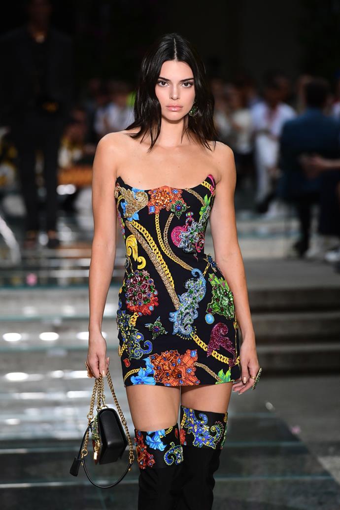 Versace spring/summer '19