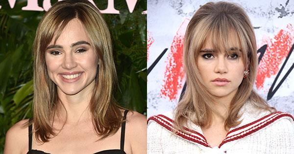 **Suki Waterhouse** <br><br> Suki Waterhouse debuted a decidedly Brigitte Bardot-esque 'do at the 2018 Serpentine Summer Party, revealing bangs and styling her lob in a '60s style bouffant.