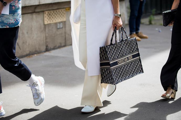 Dior menswear Paris Fashion Week
