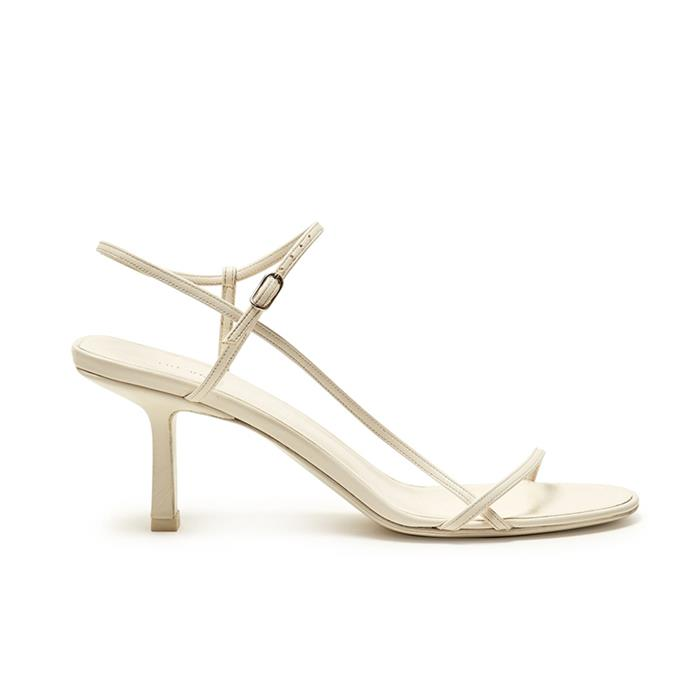 "**Caroline Tran, junior fashion editor** <br><br> I want these string sandals as they are the perfect minimal shoe for summer – and I am heading to Italy soon. Good heel height for day or night. <br><br> The Row mid-heel slingback sandals, $1,160, from [Matches Fashion](https://www.matchesfashion.com/au/products/The-Row-Mid-heel-slingback-sandals-1219921#|target=""_blank""