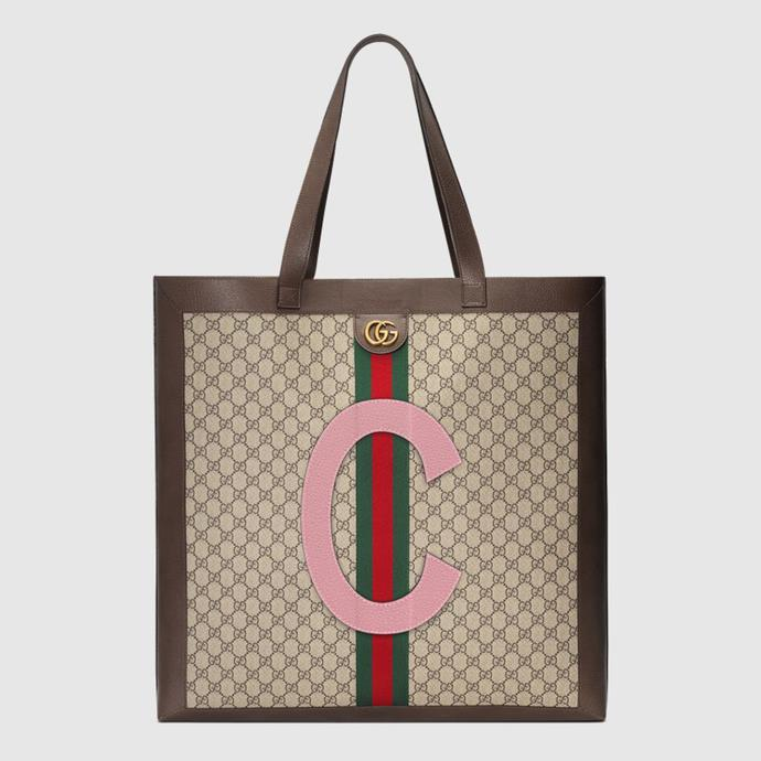 "**Caroline Tran, junior fashion editor** <br><br> Frivolous and probably unnecessary <br><br> Gucci tote, $3,155, from [Gucci](https://www.gucci.com/au/en_au/pr/diy/totes/diy-ophidia-gg-supreme-maxi-tote-p-5297229VEAT8998/c?position=14&listName=WW_DIY_TOTES_promo&categoryPath=DIY/Totes|target=""_blank""