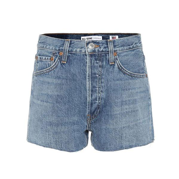 """It's just a fact that you're allowed to buy a new pair of denim cut-offs every time you go on holiday, and nobody is doing denim better than RE/DONE right now. <br>br> Denim shorts by RE/DONE, $247 at [MyTheresa.com](https://www.mytheresa.com/en-au/re-done-shorts-in-denim-1016327.html