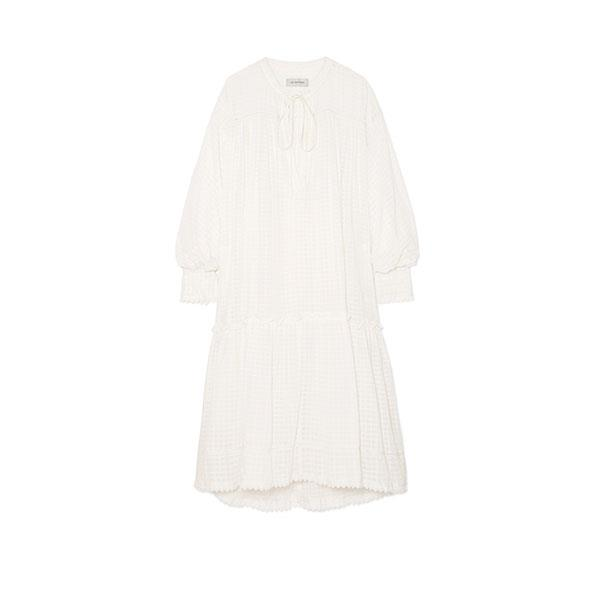 """Lee Mathews breezy feminine dresses have long been a favourite of the Australian fashion industry (her show at Mercedes-Benz Fashion Week Australia 2018 was a knock-out). The versatility of this muslin-cloth dress alone justifies the investment.  <br>br> Dress by Lee Mathews, $592 at [Net-a-Porter](https://www.net-a-porter.com/au/en/product/1066881/Lee_Mathews/laura-lace-trimmed-checked-cotton-muslin-dress