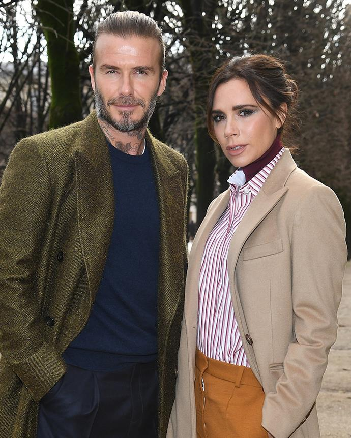 """**Victoria and David Beckham ** <br><br> Victoria and David Beckham reportedly have their own designated spaces within the same property, with [claims](https://www.usmagazine.com/celebrity-news/news/david-beckham-victoria-beckham-lead-different-lives-but-it-works/