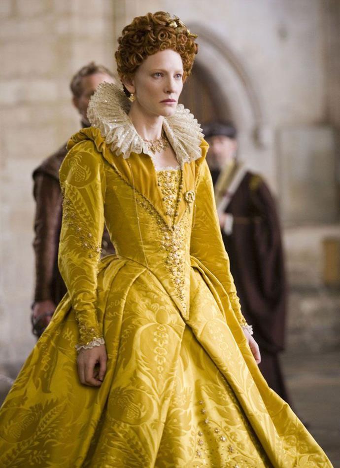 Cate Blanchett in *Elizabeth The Golden Age*, 2007