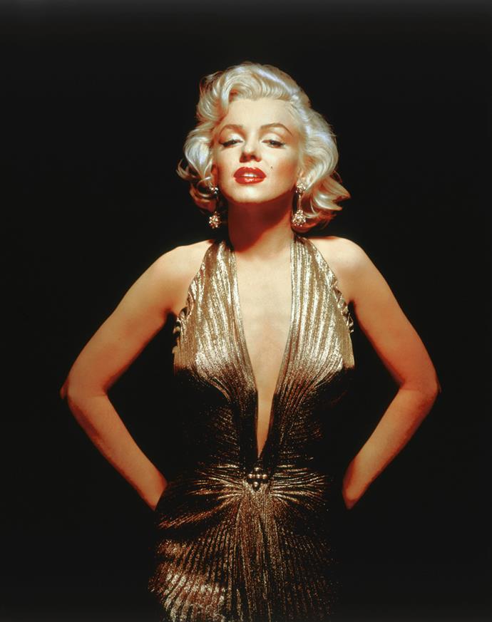 Marilyn Monroe in *Gentlemen Prefer Blondes*, 1953