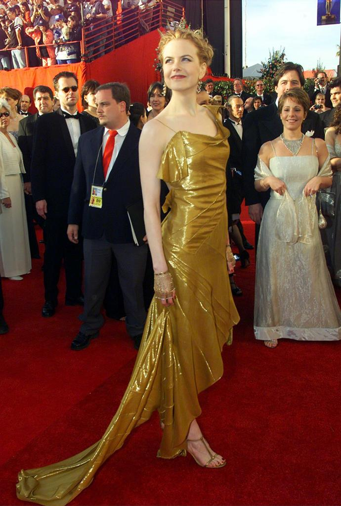 Nicole Kidman at The 72nd Academy Awards, 2000