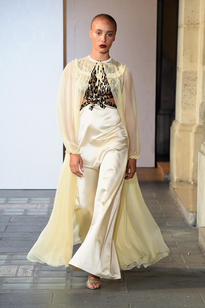 Model Adwoa Aboah.